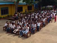 25周年記念事業 CEBUボランティア