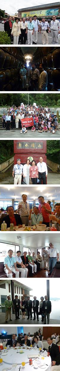 台北華南RC27周年記念 合同例会