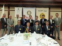 2012-13年度 第一回理事会開催