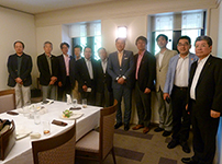 神戸中ロータリークラブ訪問