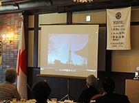 卓話:東京タワーの秘話について